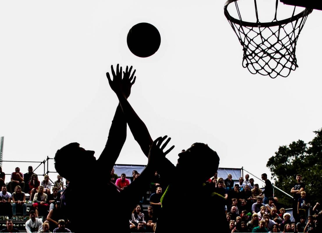 Во Владивостоке прошел финал чемпионата России по уличному баскетболу