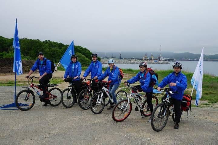 Владивостокцы смогут провести целую ночь верхом на велосипеде