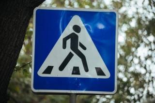В России резко повысят штраф за непропуск пешеходов на зебре