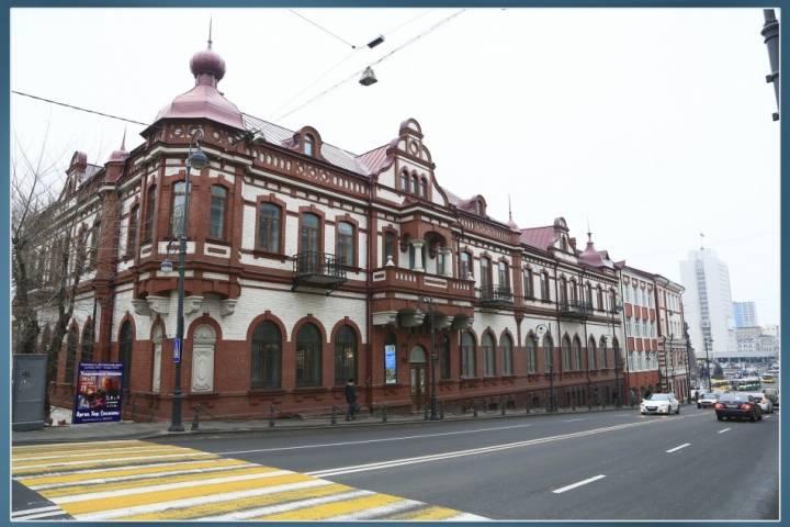Стала известна концепция первой выставки в Эрмитаже во Владивостоке