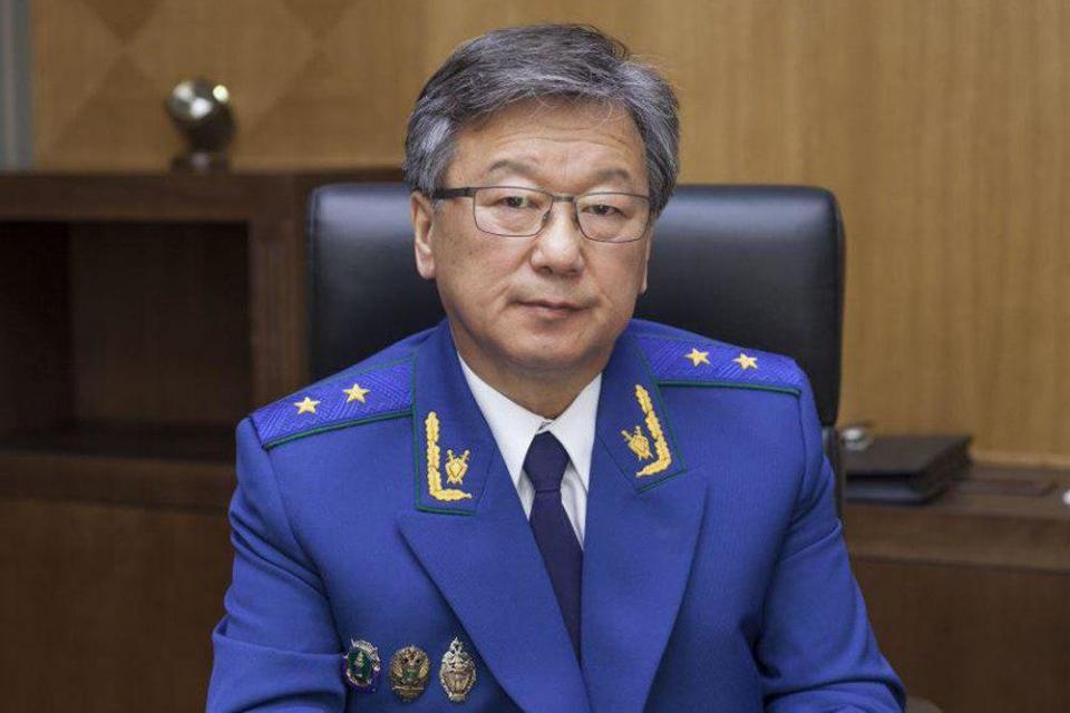 В Приморье прибыл Главный военный прокурор России