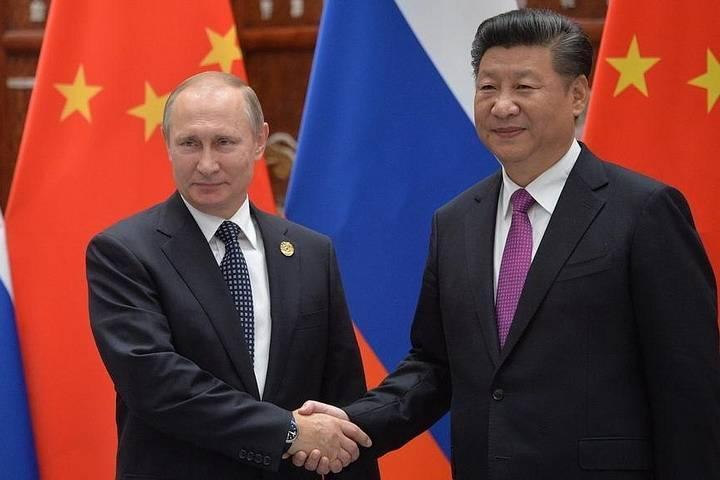 Китай присоединился к антироссийским санкциям