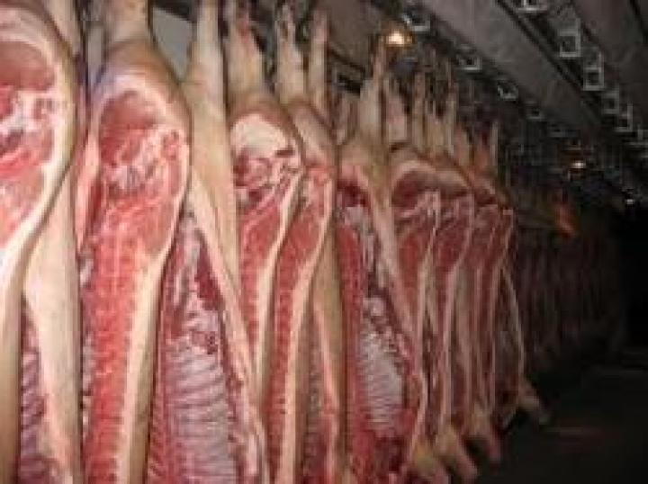 Продукты уссурийского мясокомбината могут быть заражены африканской чумой