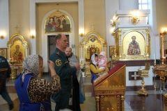 Спасатели Приморья попросили защиты у «Неопалимой Купины»