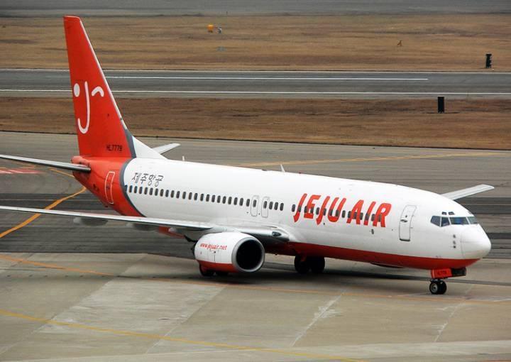 Jeju Air с 29 сентября начнет выполнять международные рейсы по маршруту Владивосток – Сеул