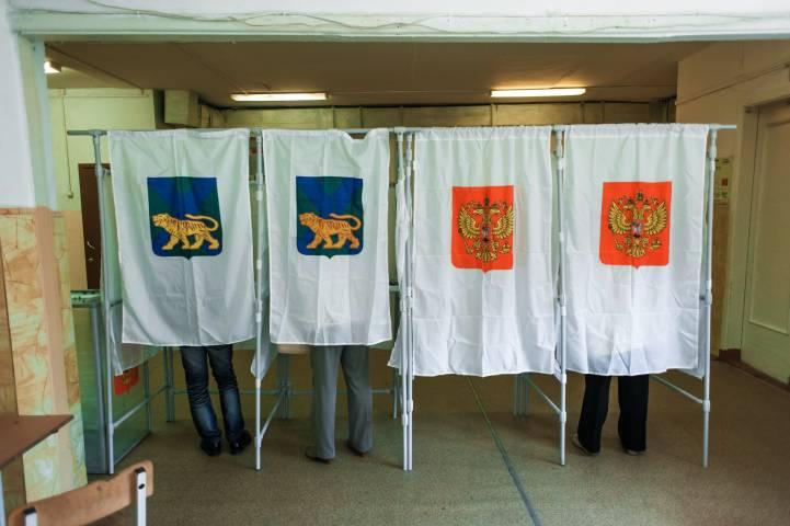 В Приморье стартовали досрочные выборы депутатов Госдумы и ЗС ПК