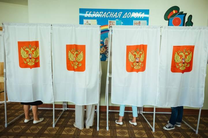«Единая Россия» победила на выборах в Госдуму и ЗСПК