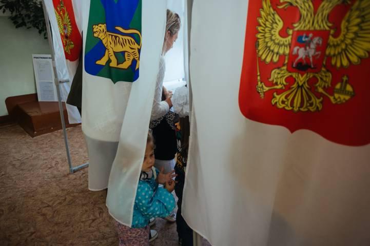 Обновленные результаты выборов не изменили общую картину в Приморье