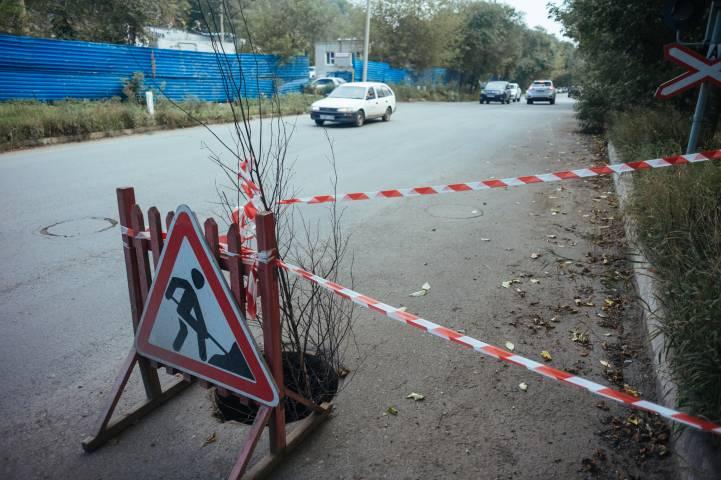 Стой, водитель: карта «убитых» дорог Владивостока