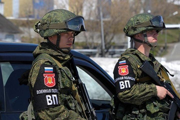 Военная полиция в Приморье приведена в полную боевую готовность