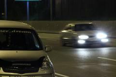 Хулиганы на авто угрожали жительнице Владивостока