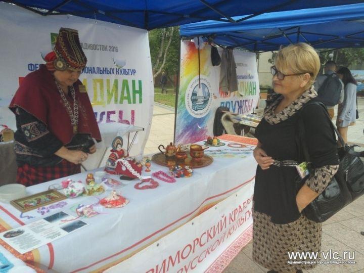Во Владивостоке проходит фестиваль «Меридиан дружбы»