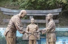 Во Владивостоке состоялось открытие памятника основателю дзюдо