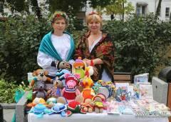 Во Владивостоке прошла Сорочинская ярмарка