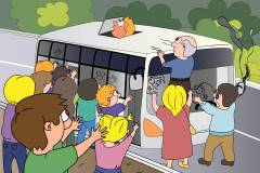 Карикатура недели: День без автомобиля во Владивостоке отметили пробками
