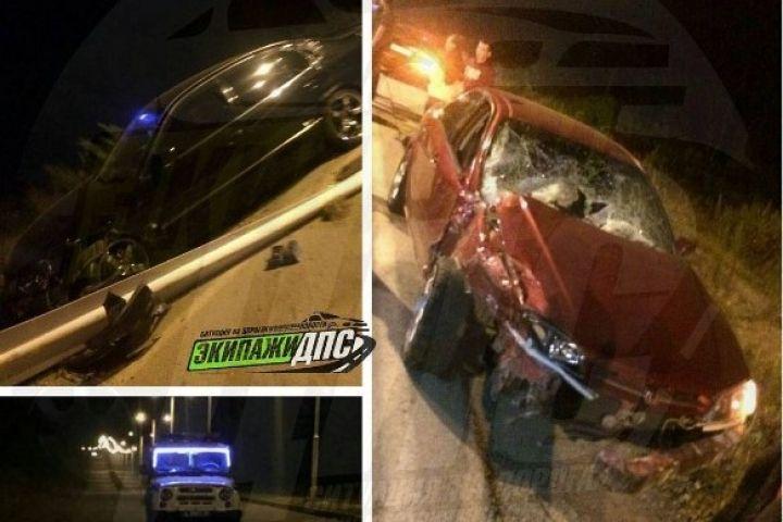 На острове Русском под колесами нелегального гонщика погибла девушка