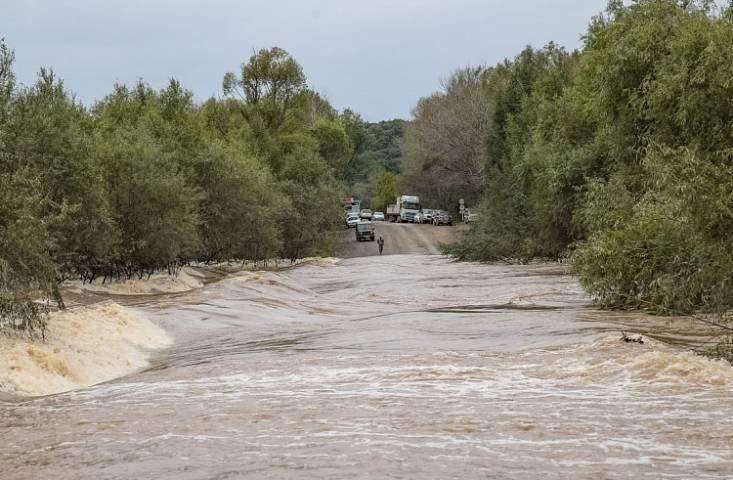 Военные выявили повреждения мостов и дорог в Приморье