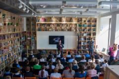 Первая городская молодежная библиотека открылась во Владивостоке