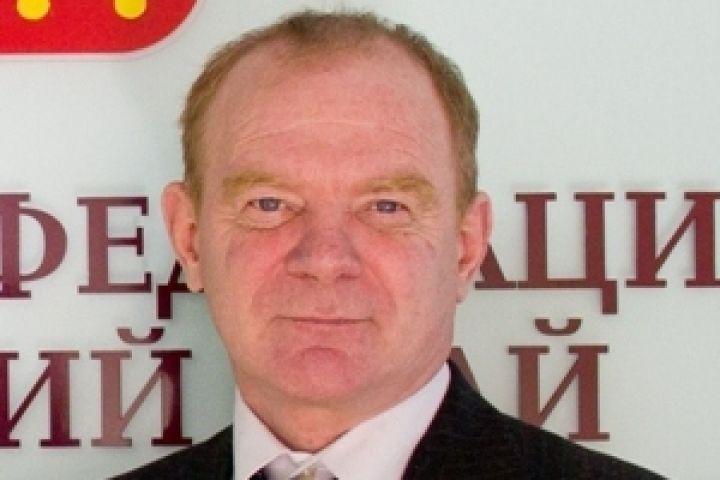 И. о. главы Артема назначен Александр Авдеев