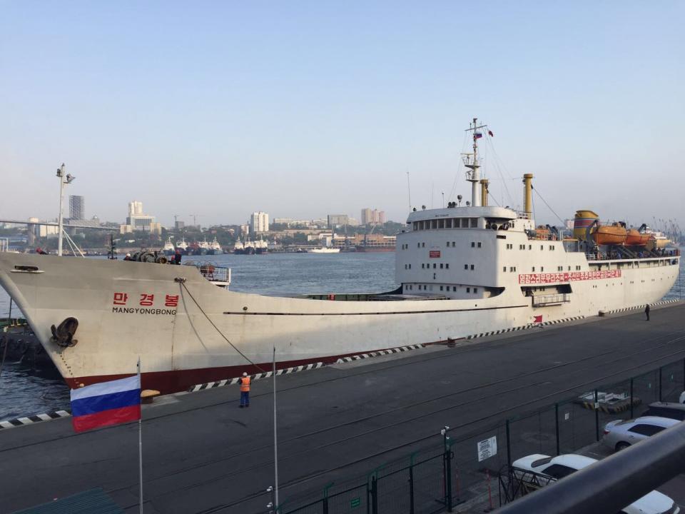 В Приморье пытаются разобраться в остановке работы туристического парома между Владивостоком и Раджином