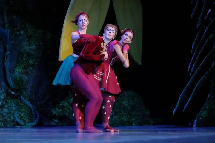 Новые балеты для детей на Приморской сцене Мариинского театра вызвали ажиотаж среди зрителей