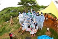 Свежее дыхание: иностранные волонтеры приезжают в Приморье, чтобы очистить его от мусора