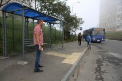 Автобусные остановки благоустраиваются во Владивостоке