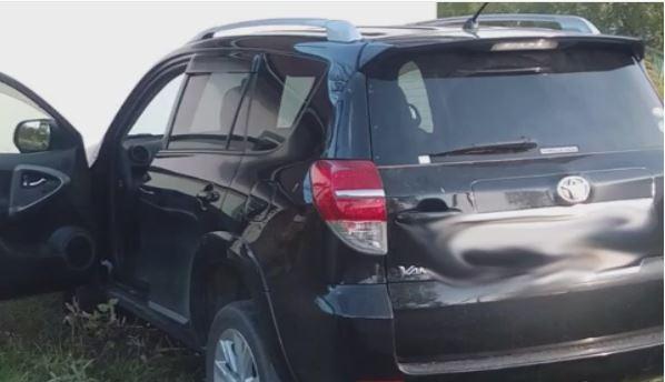 Курьезный автомобильный инцидент произошел в Приморье