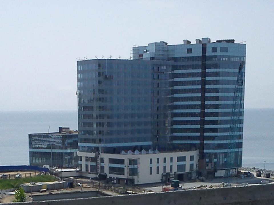 Торги по продаже отеля Hyatt на мысе Бурном во Владивостоке вновь перенесли