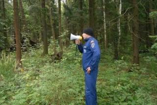 Пропавший в лесу приморец самостоятельно вышел на базовый лагерь спасателей