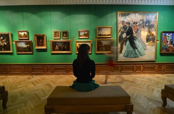 Во Владивостоке в 2019 году появится своя Третьяковская галерея