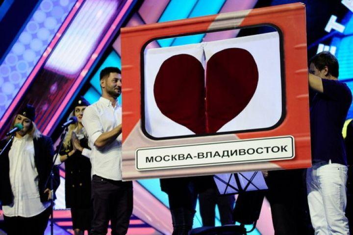 Приморскую запись Летнего кубка КВН показали по Первому каналу