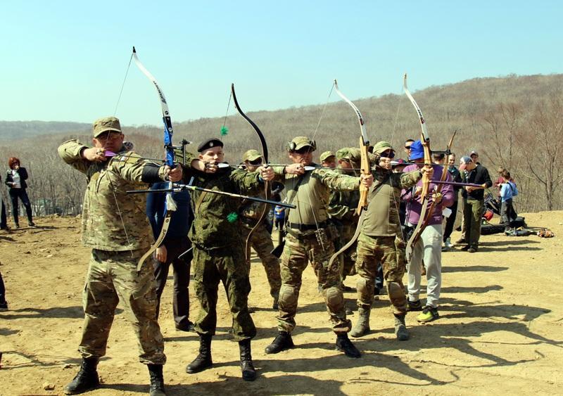 Во Владивостоке выявили лучших российских лучников
