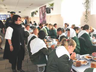 Депутатская проверка прошла в женской колонии в Приморском крае