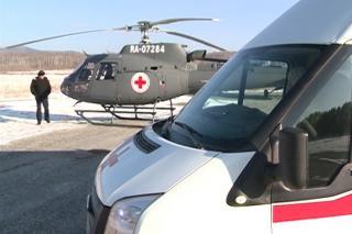 Санавиация спасла жизнь почти 300 приморцев в прошлом году