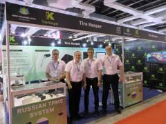Приморская компания приняла участие в China International TIRE EXPO-2016