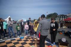 Жители Владивостока впервые отпраздновали «Фестиваль моря»