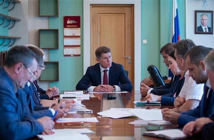 Врио губернатора Приморья назвал решение главы Вадивостока неприемлемым