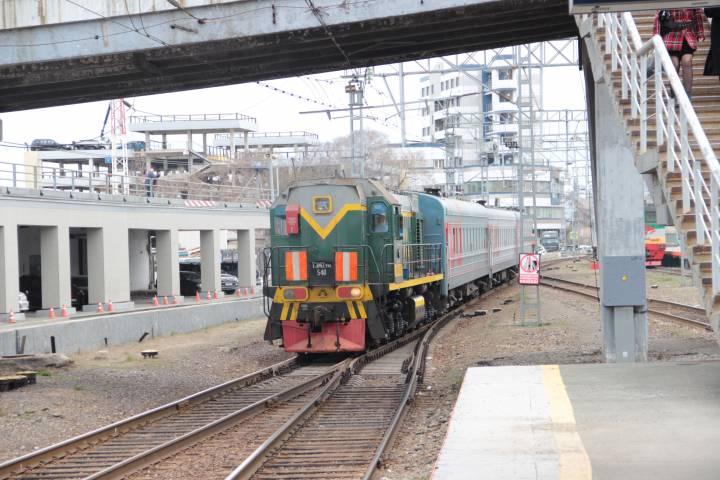 Дембель из Новокузнецка обокрал пассажирок поезда Владивосток - Москва