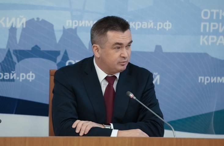 Владимир Миклушевский передаст дела врио губернатора Приморья завтра