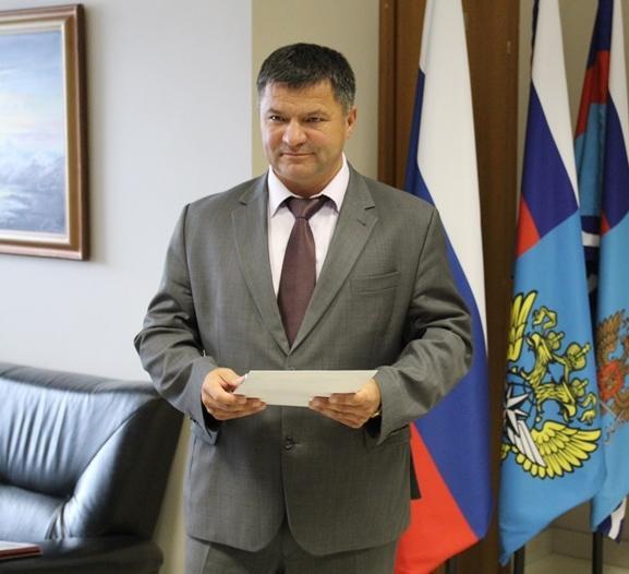 В Приморье прибыл врио губернатора Андрей Тарасенко