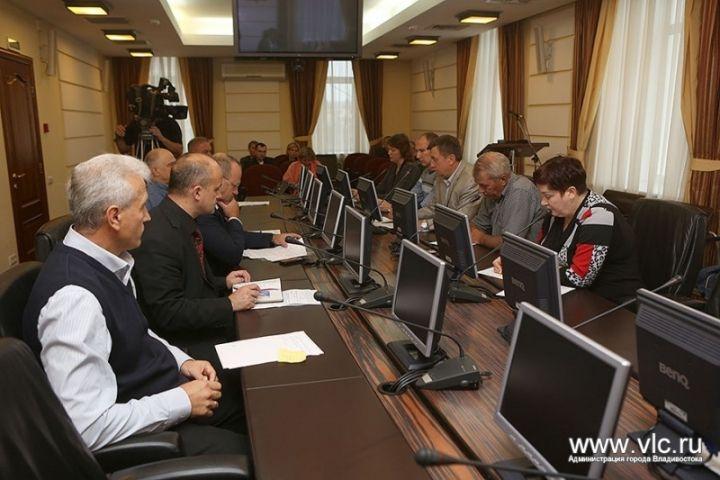 Подготовка к отопительному сезону во Владивостоке идет по плану