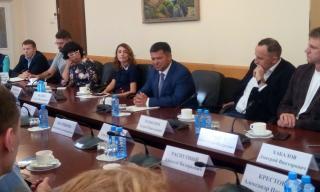Андрей Тарасенко высказался по поводу дорог Приморья