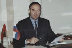 Тарасенко дал оценку Наздратенко