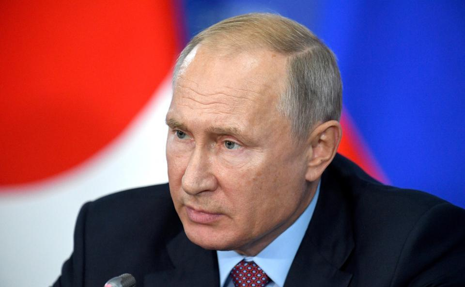 Россиян удивила комната Путина