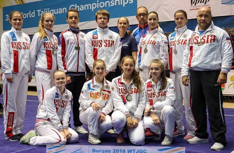 Спортсменка из Приморья завоевала серебро на чемпионате мира по ушу