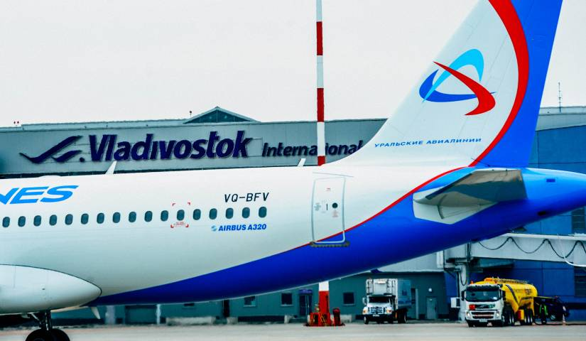 Владивосток и Санкт-Петербург может связать прямой рейс