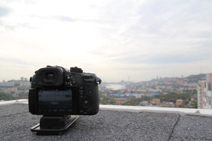 Сбербанк открыл для блогеров-фотографов крыши новостроек Владивостока