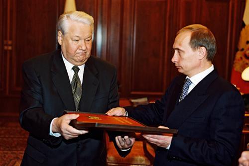 Россию ждет изменение Конституции