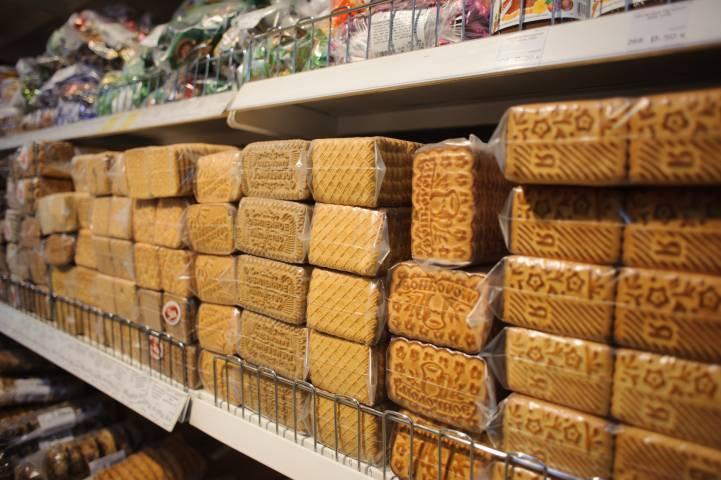 В Приморье продается еда из будущего